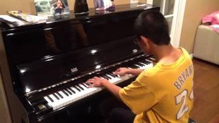 getlinkyoutube.com-Love Live- Aishiteru Banzai piano