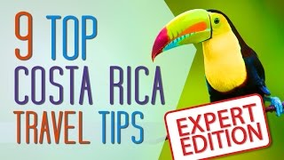 getlinkyoutube.com-Top 9 Costa Rica Travel Tips - Know Before You Go!
