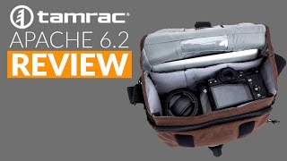 getlinkyoutube.com-Tamrac Apache 6.2 Messenger Camera Bag Review