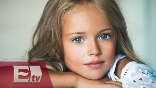 getlinkyoutube.com-Kristina Pimenova es considerada la niña más guapa del mundo/ Entre Mujeres