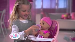 getlinkyoutube.com-Smyths Toys - BABY born Interactive Doll
