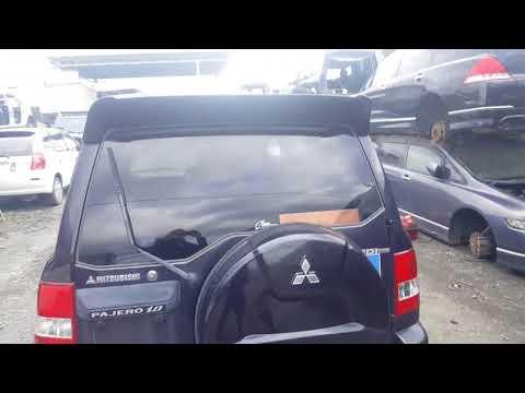 Видео-тест автомобиля MMC Pajero Io (черный, H76W-5201381, 4G93T, 2002г.)