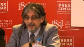 getlinkyoutube.com-Milan Vidojević - Srbija i Trilateralna komisija - okrugli sto - 30.10.2014.