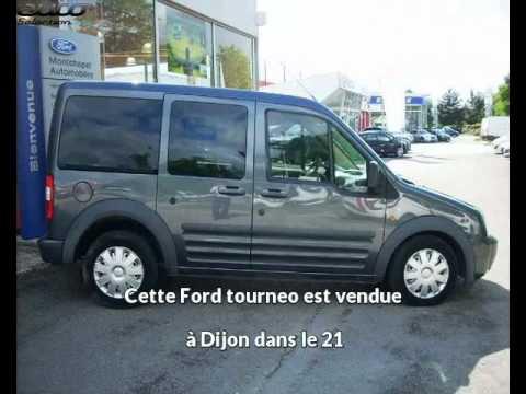 Ford tourneo occasion visible a Dijon presentee par Montchapet automobiles dijon