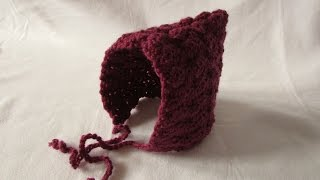 getlinkyoutube.com-VERY EASY crochet winter pixie hat tutorial - all sizes