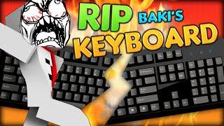 getlinkyoutube.com-RIP KEYBOARD - BAKI BROKE HIS KEYBOARD (Minecraft 60FPS Unique Parkour Map)
