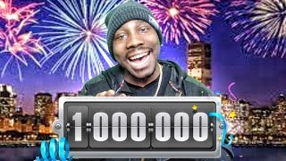 getlinkyoutube.com-1 MILLION SUBSCRIBERS SPECIAL THANKS VIDEO & SHOUT OUTS!