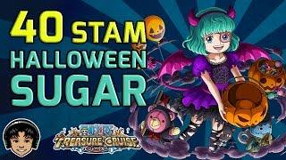 getlinkyoutube.com-Walkthrough for Halloween Sugar 40 Stamina - Sweet! [One Piece Treasure Cruise]