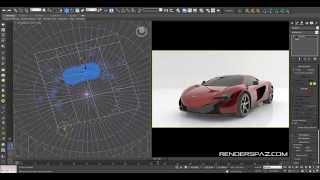 getlinkyoutube.com-GPU 3D Animation with GTX 690 - Inside Look McLaren