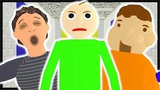 PLAY AS ALL BALDI CHARACTERS! | Roblox Baldi's Basics In Education & Learning Roleplay
