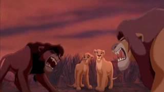 getlinkyoutube.com-The Lion King Simba's Pride fandub/collab - Kovu Saves Kiara & Confronts Simba