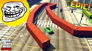 getlinkyoutube.com-TROLL RACE!!! GTA 5 RACES Online (GTA 5 Funny Moments)