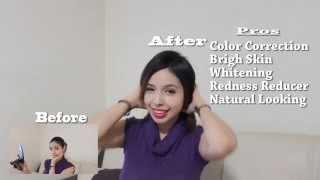 getlinkyoutube.com-Magic Snow Cream Makeover From April Skin! 매직스노우크림!