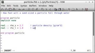 Modern Fortran by Example (1) Introduction