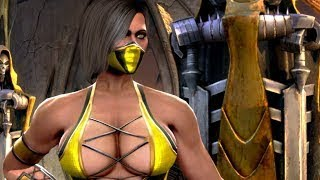 getlinkyoutube.com-Mortal Kombat 9 Mod Costumes Skin Mods Mortal Kombat Fatalities