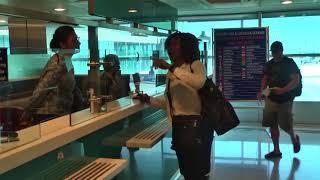 Vize almak isteyen Amerikalı bazı yolcular Türkiye'ye giremedi