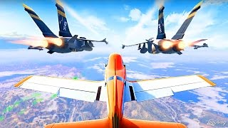 Grand Theft Auto V Mods - Dusty Crophopper Air Fleet from Disney Planes