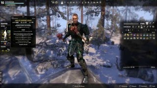 getlinkyoutube.com-Stamplar PvE DPS Update - Stamina Templar for ESO 2.3 Thieves Guild