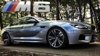 getlinkyoutube.com-BMW M6 2017 Gran Coupe Competition Package Review (English Subtitles)