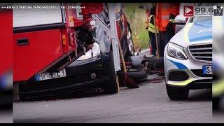 Tödlicher Motorradunfall Losheim