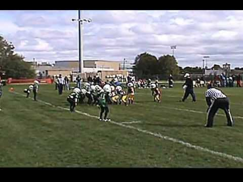 Greatest 7 Year Old Football Fake   Ever!