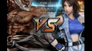 getlinkyoutube.com-Tekken 5 Jinpachi Mishima story mode