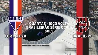 getlinkyoutube.com-Melhores Momentos - Fortaleza 0 x 0 Brasil-RS - Brasileirão Série C - 17/10/2015