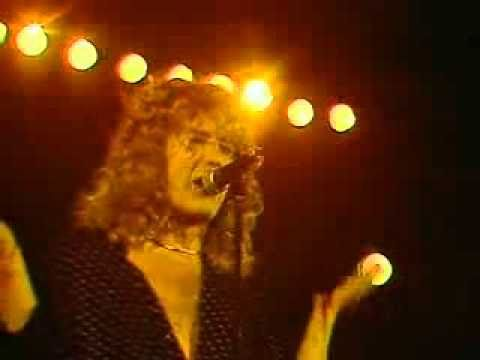 Led Zeppelin-kashmir  **RARE**  **Official Video**