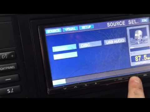 Alpine IVA-W502R - touch