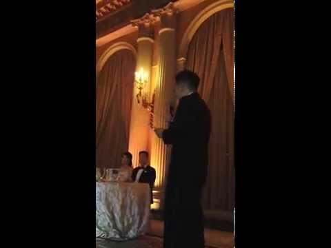 Sam's Best Man Speech
