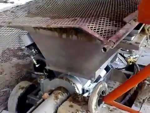 lanzadora de repello maquina mortero tradicional gunitadoras TELF 925511599
