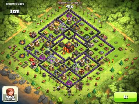 CoC Defensive Schenniii -