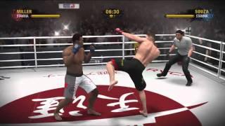 getlinkyoutube.com-MMA Sports 2010 10 Minutes of Gameplay