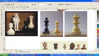 getlinkyoutube.com-Уроки ArtCam. Поворт по оси   создание симметричных моделей CNC Profi. №2