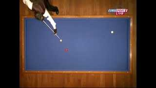 Torbjorn Blomdahl - Jasper - World Cup 3 Cushion Billiards 2009