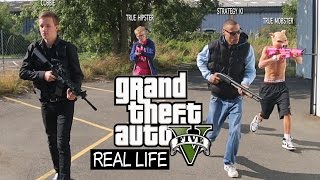 getlinkyoutube.com-GTA 5 Real Life Online - Pt 2