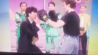 getlinkyoutube.com-Very rare Donnie yen martial arts demo 1991