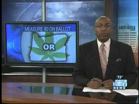 Measure 80 - KOIN6 - 7/14/2012