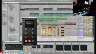 getlinkyoutube.com-Producing Deep House Start To Finish - Ableton live 9 & Zenhiser Blissed Out Deep House