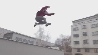 Parkour and Freerunning 2018 - Amazing jumps