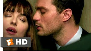 Fifty Shades Darker (2017) - Love in an Elevator Scene (4/10) | Movieclips