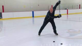 getlinkyoutube.com-How to Perform a Slap Shot