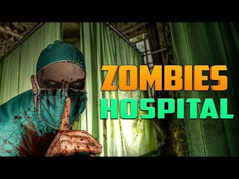 Zombie Hospital ★ Call Of Duty Zombies zombie Games