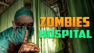 getlinkyoutube.com-ZOMBIE HOSPITAL ★ Call of Duty Zombies (Zombie Games)