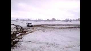 getlinkyoutube.com-Subaru forester Stb vs Mitsubishi pajero io,Niva,Jeep Grandcheroke 4x4. 2014 Georgia,axmeta-qistauri