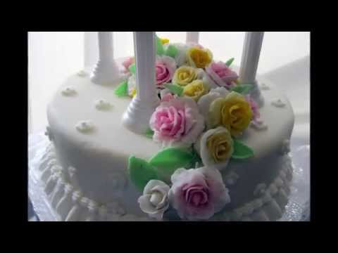 Cake Decorating Ideas. (Idéias de decoração para bolos.)