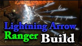 getlinkyoutube.com-Path of Exile 18K Lightning Arrow Ranger Build Path 2.1.0