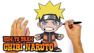 getlinkyoutube.com-How to Draw Naruto (Chibi)- Kids Art Lesson
