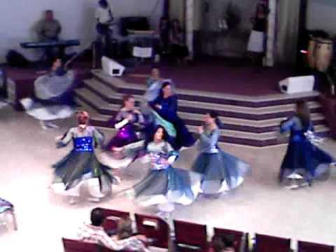 danza cristiana grupo Kairos