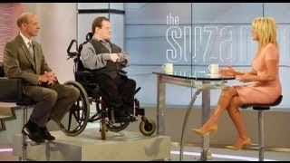 getlinkyoutube.com-The SUZANNE Show Ep. #13 (4/7): Suzanne Somers with Patrick Henry Hughes